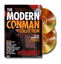 DVD Cons: The Modern Conman